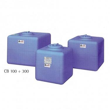 Type CB blauw