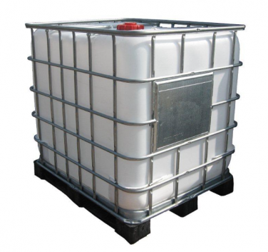 IBC containers en tanks